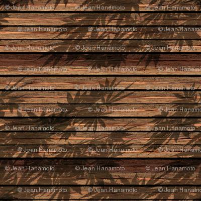 420 Deck Shadows