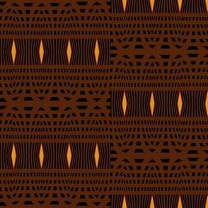 Tribal Loca (Brown)