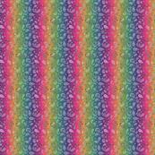 420 Rainbow Paisley (R)