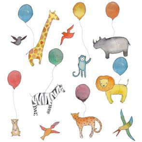 Kids Balloon Party