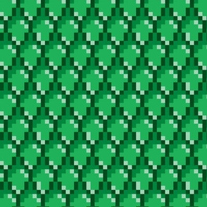 Green Pixel Scales
