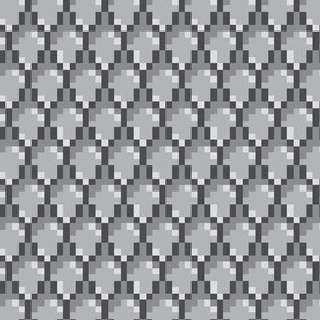 Grey Pixel Scale