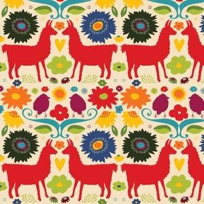 Llama Brightfolk