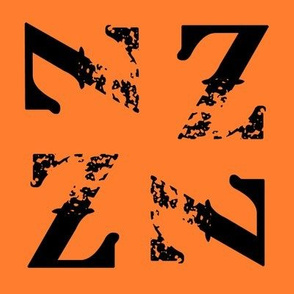 "the letter ""Z"""