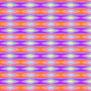 Llama  andes mountain stripe
