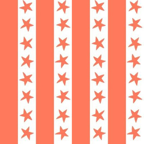 Stars and Stripes - Carrot by Andrea Lauren