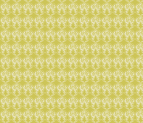 Lemon luscious  fabric by fat_bird_designs on Spoonflower - custom fabric