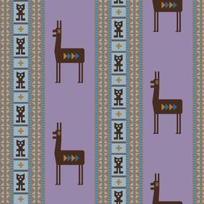 Llama_Violet