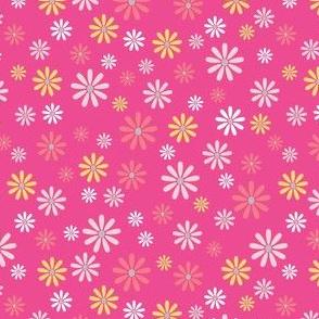 Ditsy Daisy (Pink)
