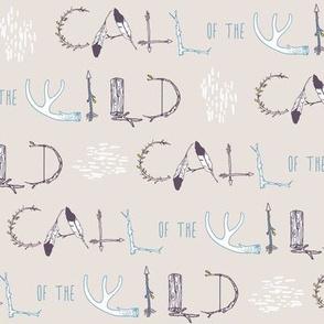 Hand lettered (LARGE)