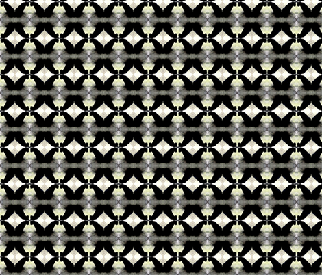 silhouette fabric by gothamwood on Spoonflower - custom fabric