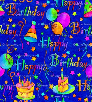 Happy Birthday Blue!