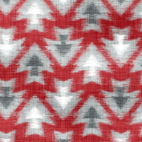 Llama Arrows fabric by pond_ripple on Spoonflower - custom fabric