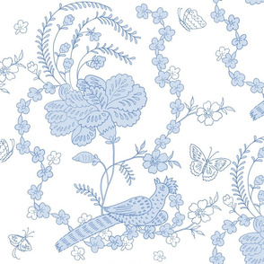 Edith Swan Neck Toile