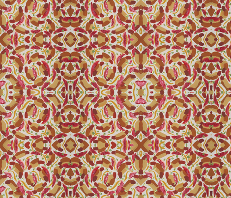Chi Dogs fabric by katdermane on Spoonflower - custom fabric