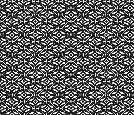 Bark_Belt_black_white fabric by malolo on Spoonflower - custom fabric