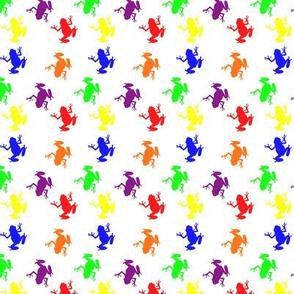 Rainbowfrogs