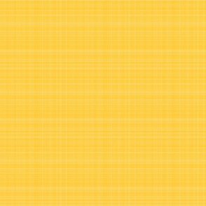 Sunny Yellow Linen