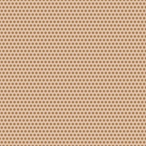 Micro Spot - Mocha Dark