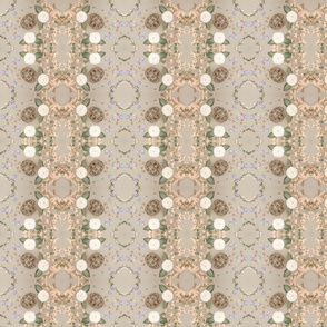 Turtles Pattern 2 (Brown)