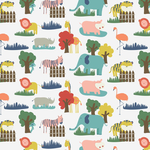 Safari Land