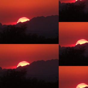 Desert Sunset 2