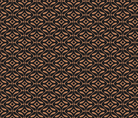 Bark_belt_black_brown fabric by malolo on Spoonflower - custom fabric