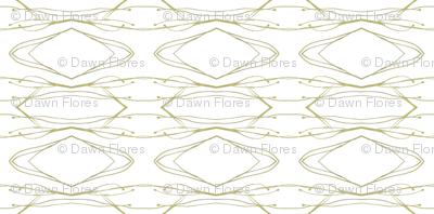 Dandelions (Diamond Ecru)