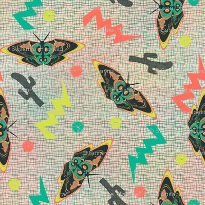 Turntable butterflies
