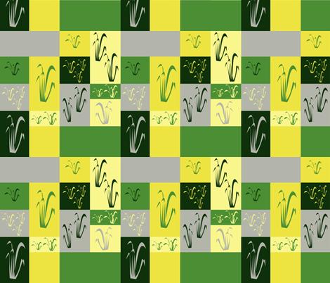 goat grass fabric by pamelachi on Spoonflower - custom fabric