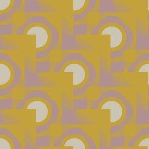Domino Moon (Mustard)