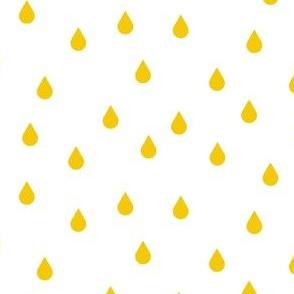 Drops - light yellow