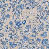 Palace Garden | Lapis Lazuli