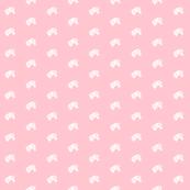 Unicorn_Bust_White_on_Pink