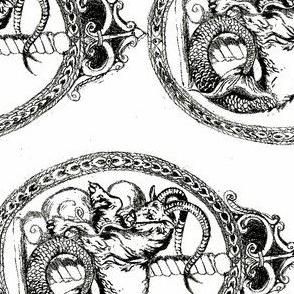 Capricorn carousel