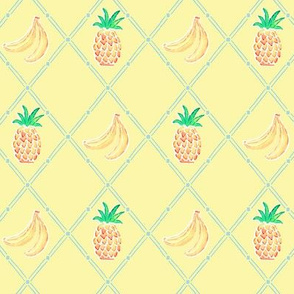 Pinapple Banana Diamonds - Lemon