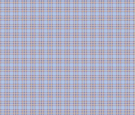 LC059_BestOfFriends_Tartan fabric by thebluemartinstudio on Spoonflower - custom fabric