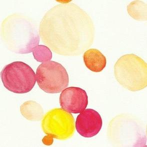 Peachy Keen Circles