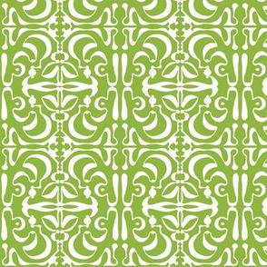 SUNNY SIDE - Leaf Green