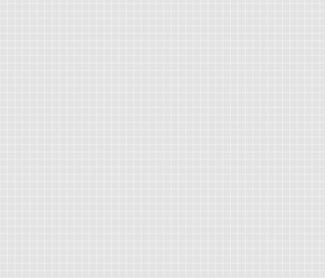 grid_white_grey_half_inch fabric by mspiggydesign on Spoonflower - custom fabric