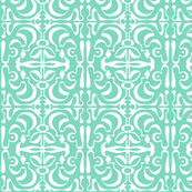 SUNNY SIDE  Mint Green