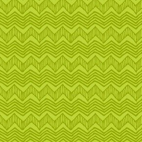 Robot Waves (Green)