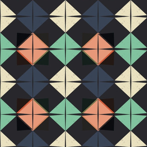 Art Deco Argyle