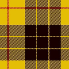MacLeod tartan, custom colorway