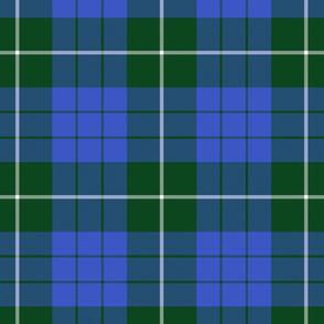 Hamilton hunting tartan