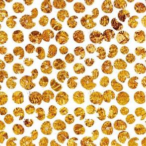 Gold Leopard Spots