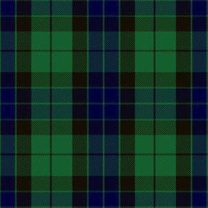 MacKay green tartan