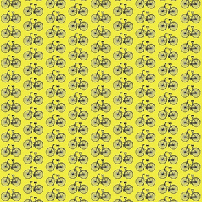 bycicle-yellow