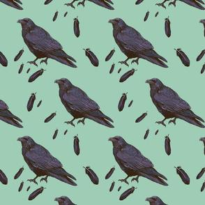 Mint Raven