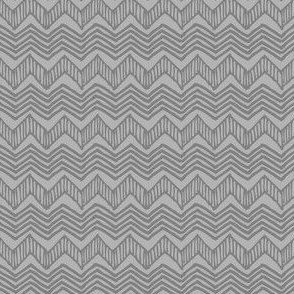 Robot Waves (Gray)